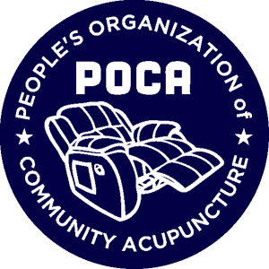 POCA dark blue logo